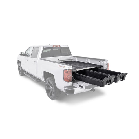 Decked Ford Super Duty Truck Bed Storage System F-150