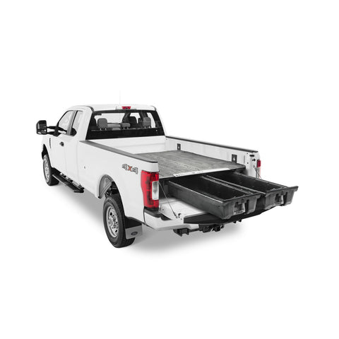 Decked Super Duty Truck Bed Storage System DS4 - USA Safe And Vault