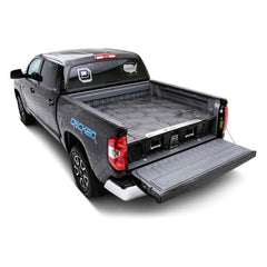 Decked Ford Aluminum Truck Bed Storage System F150 DF4 - USA Safe & Vault