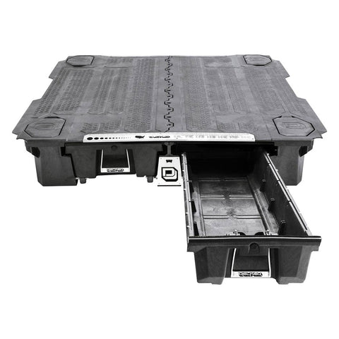 Decked Ford Aluminum Truck Bed Storage System F150 - USA Safe And Vault