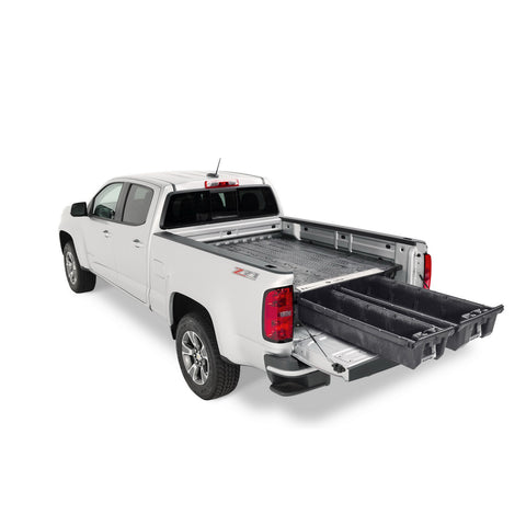 Decked Toyota Tacoma Truck Bed Storage System