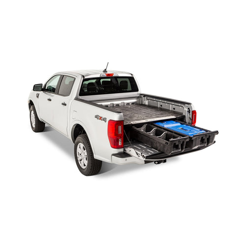 Decked Midsize Truck Bed Storage System (2019-Current) MF3 - USA Safe And Vault