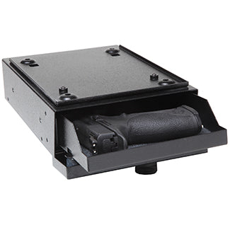 V-Line Quick Release Mounting Bracket (DM)-Black Security Safe