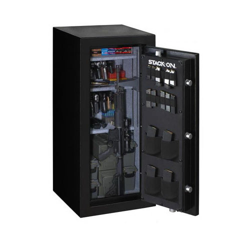 Stack-On 30 Minute Fire 48″ Shooters Safe, Gun Safe