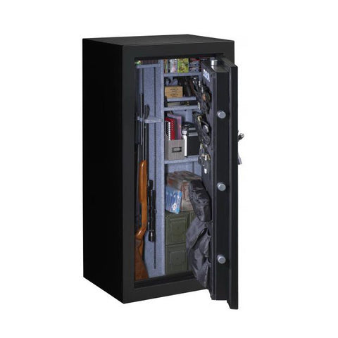 Stack-On Elite 40 Gun Capacity Fireproof Gun Safe E-40-MB-E-S (Available on Backorder) - USA Safe And Vault