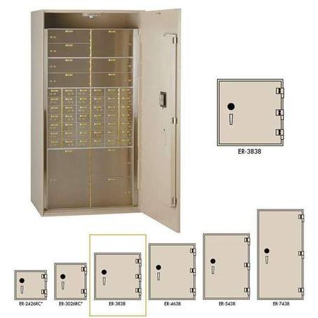 Socal Safes - Bridgeman ER TL-15 Plate Steel Safe - ER-3838, Commercial Safe