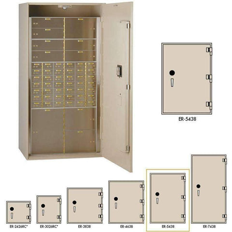 Socal Safes - Bridgeman ER TL-15 Plate Steel Safe - ER-5438, Commercial Safe