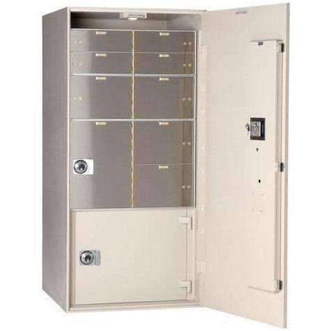 Socal -Bridgeman Safes TL-15 Missouri Mule Safe Night Depository Head & Receiving Chest ER-7435-M - USA Safe And Vault