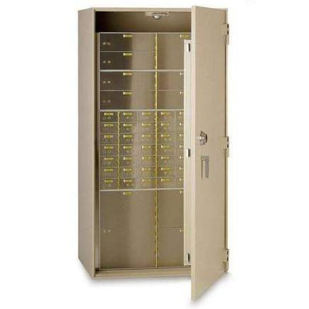 Socal Safes - Bridgeman ER TL-15 Plate Steel Safe - ER-4638, Commercial Safe