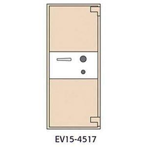 Socal Safes International Eurovault EV15-4517 Burglar & Fireproof Safe - USA Safe & Vault