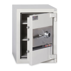 Socal Safes International Eurovault EV15-2417 Burglar And Fireproof Safe, Commercial Safe