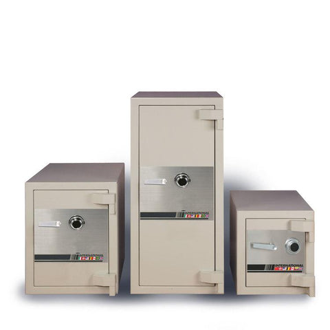 Socal Safes International Eurovault EV1717 Burglar And Fireproof Safe,