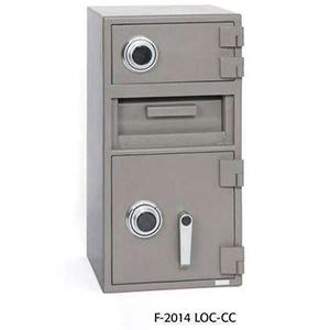 Socal Safes International Fortress Cash Management Depository Safe F-2014C/LOC, Depository Safe