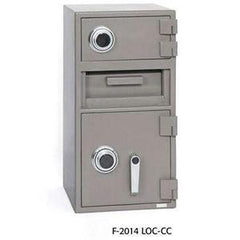 Socal Safes International Fortress Cash Management Depository Safe F-2014K/LOC, Depository Safe