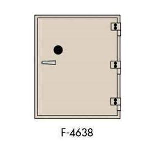 Socal - Bridgeman F-Series TL-30 Plate Steel Safe - F-4638, Commercial Safe