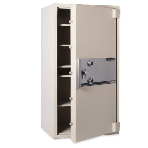 Socal Safes International Fortress F-6528V8 Burglar And Fireproof Safe, Commercial Safe