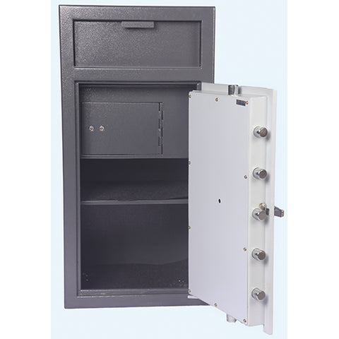 Hollon B-Rated Depository Safe FD-4020CILK
