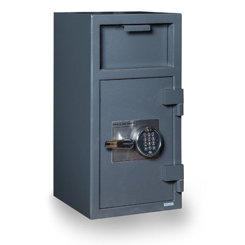 Hollon B-Rated Depository Safe FD-2714E - USA Safe And Vault
