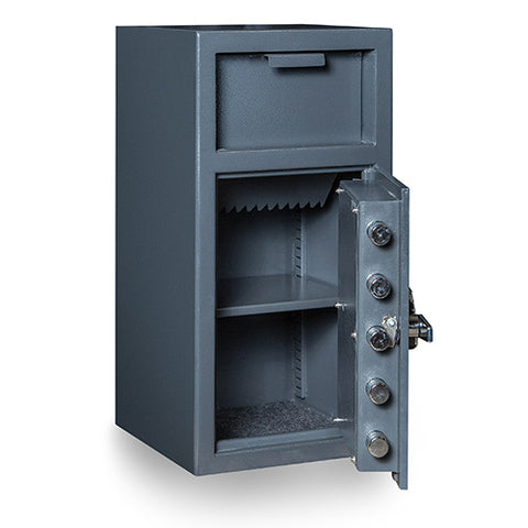 Hollon B-Rated Depository Safe FD-2714C - USA Safe And Vault