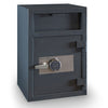 Image of Hollon B-Rated Depository Safe FD-3020E - USA Safe And Vault