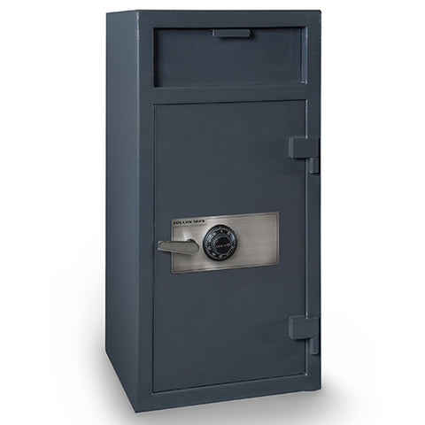 Hollon B-Rated Depository Safe FD-4020CILK - USA Safe & Vault
