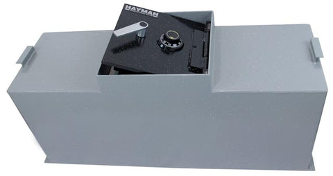 Hayman Steel Body In-Floor Safe FS16T - USA Safe And Vault