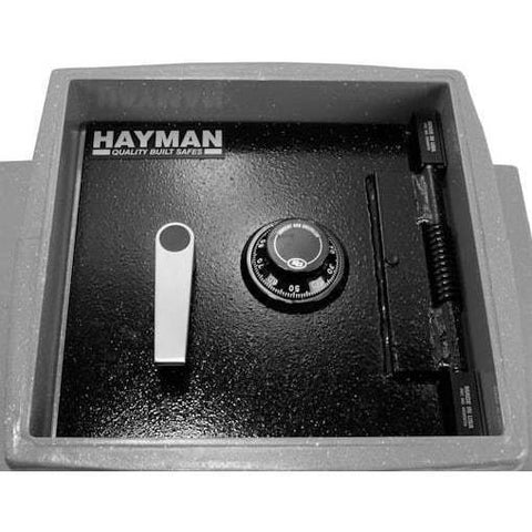 Hayman Full Size Polyethylene Floor Safe FS4000 - USA Safe And Vault