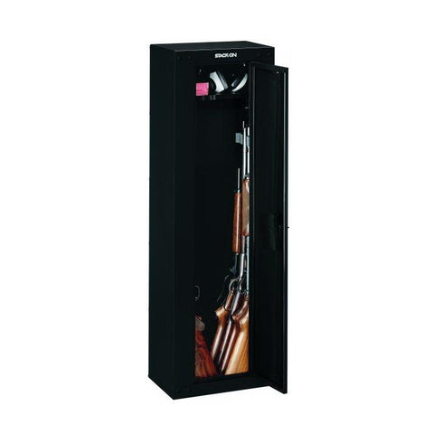 Stack-On 8 Gun Security Cabinet – Ready-to-Assemble, Gun Cabinet