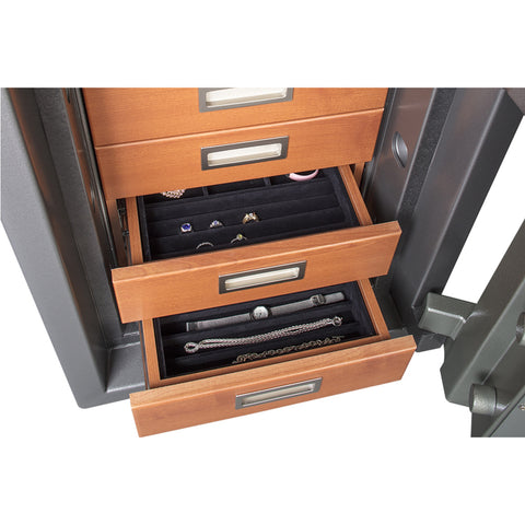 Gardall Safe Storage / Jewelry Cabinets CAB4-0-0 - USA Safe And Vault