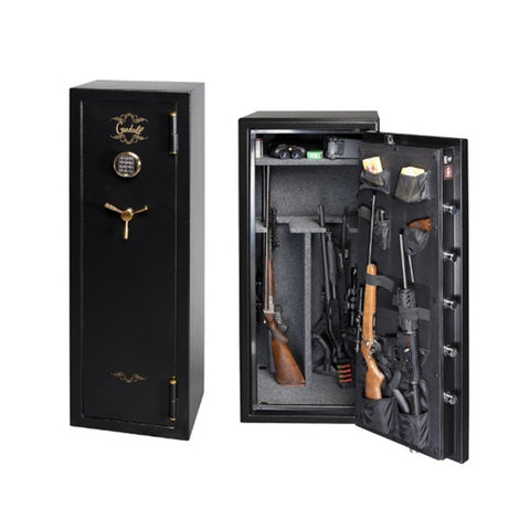 Gardall Fire Lined Gun Safe With Door Organizer GF-5517-C - USA Safe And Vault