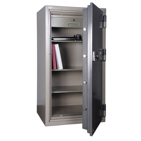 Hollon 2 Hour Fireproof Office Safe HS-1400 - USA Safe & Vault