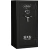 Image of Hollon 75-Minute Fire-Resistant Crescent Shield Gun Safe CS-24 Black - USA Safe And Vault