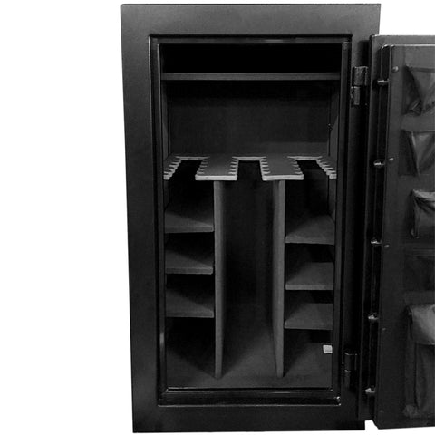 Hollon 75 Minute Fire Resistant Crescent Shield Gun Safe CS-36 - USA Safe & Vault