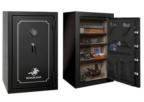 Winchester 1 Hour Fireproof Home & Office Personal Safe - 12 - USA Safe & Vault