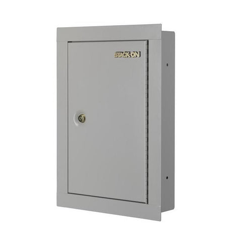 Stack-On In-Wall Security Cabinet – 22″ IWC-22 - USA Safe And Vault