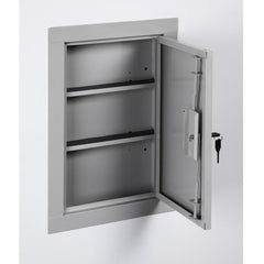 Stack-On In-Wall Security Cabinet – 22″ IWC-22