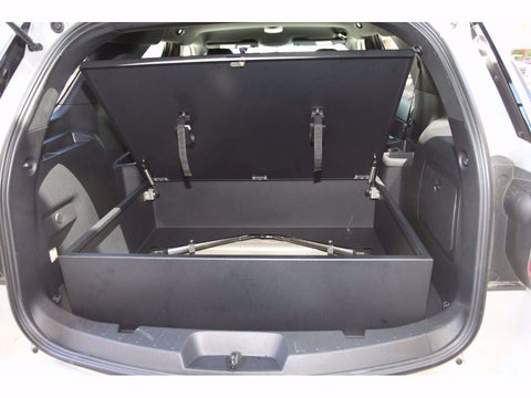 LOCK'ER DOWN Secure Vehicle Storage SUVault for Ford Explorer LD3023 - USA Safe And Vault