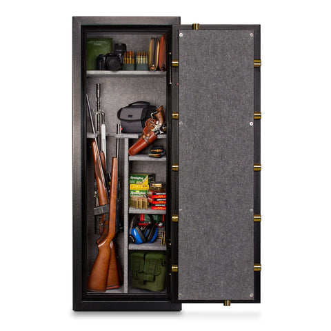 Mesa Safe MBF5922E-P Burglary and Gun Fire Safe - USA Safe And Vault