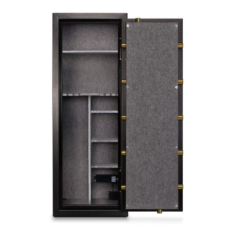 Mesa Safes MBF5922E Burglary And Fire Gun Safe - USA Safe And Vault