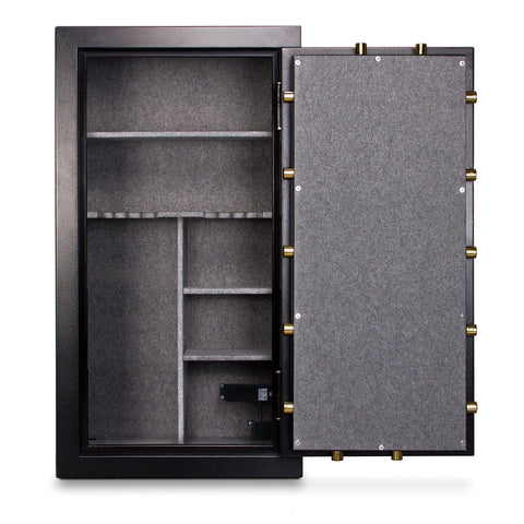 Mesa Safes MBF6032E Burglary And Fire Gun Safe - USA Safe And Vault