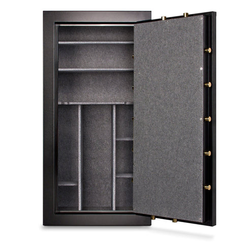 Mesa Safes MBF7236E Burglary And Fire Gun Safe - USA Safe And Vault