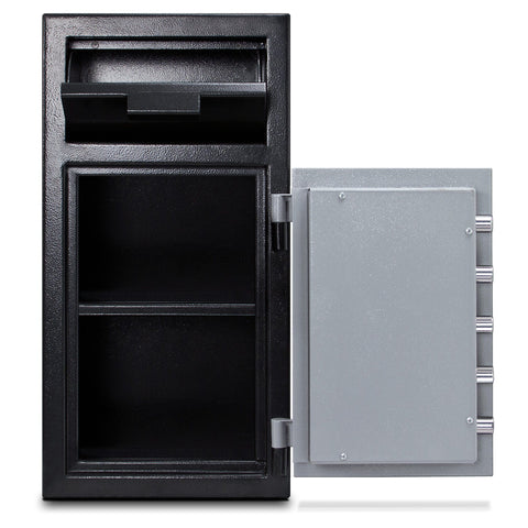Mesa Safe MFL2714E Robbery Depository Safe - USA Safe And Vault