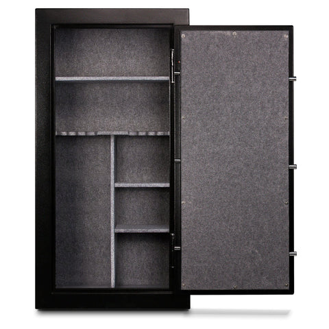 Mesa Safes MGL24E Burglary And Fire Gun Safe - USA Safe And Vault