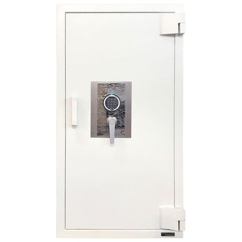 Hollon TL-30 Burglary Safe MJ-4220 -WHITE - USA Safe And Vault