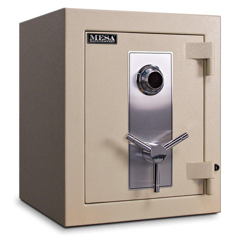 Mesa Safe MTLE1814 TL-15 Rated 2 Hour Fire and Commercial Safe - USA Safe And Vault