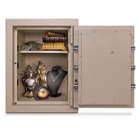 Mesa Safe MTLF2518 TL-30 Rated 2 Hour Fire and Commercial Safe - USA Safe And Vault