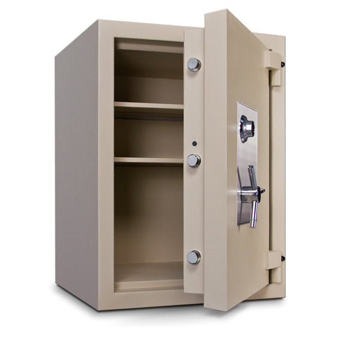 Mesa Safe MTLE3524 TL-15 Rated 2 Hour Fire and Commercial Safe - USA Safe & Vault