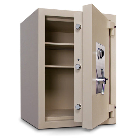 Mesa Safe MTLF3524 TL-30 Rated 2 Hour Fire and Commercial Safe - USA Safe And Vault
