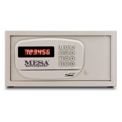 Mesa Safe MH101E Hotel Safe with Card Swipe - USA Safe And Vault