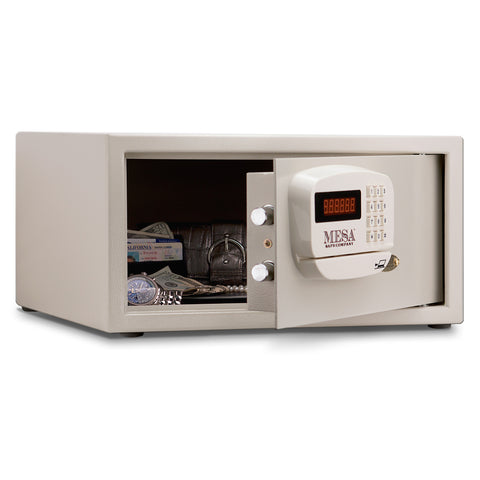 Mesa Safe MHRC916E Hotel Safe with Card Swipe - USA Safe And Vault
